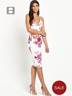 ax-paris-strappy-midi-dress