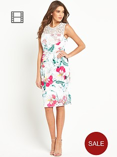 french-connection-floral-reef-midi-dress