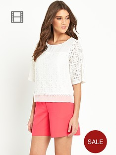 oasis-kimono-sleeve-lace-top