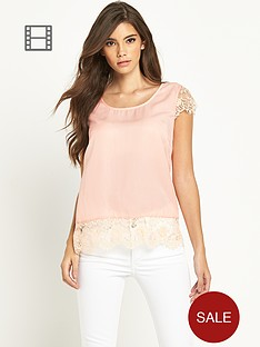 vero-moda-fly-lace-trim-top