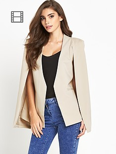 lavish-alice-collar-cape-blazer