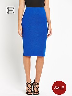 lipsy-wax-snake-pencil-skirt