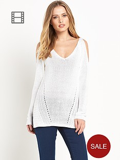 south-cold-shoulder-pointelle-jumper