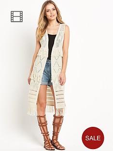 south-pointelle-longline-waistcoat