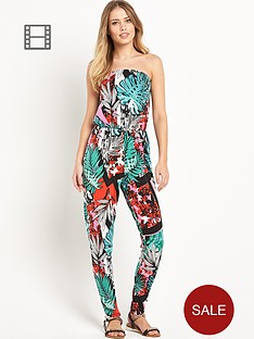 south-petite-bandeau-printed-jumpsuit