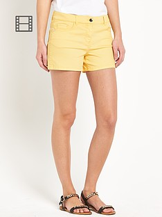 south-supersoft-shorts-yellow