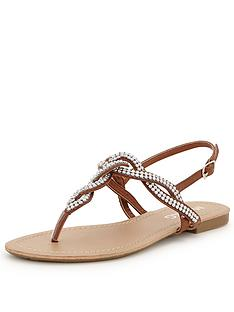 miss-kg-danni-flat-embellished-sandals