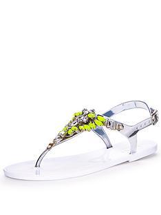 lipsy-melanie-embellished-jelly-sandals