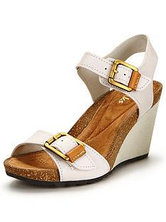 clarks-overly-sparkle-buckle-wedge-sandals