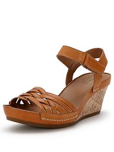 clarks-rusty-wish-woven-wedge-sandals