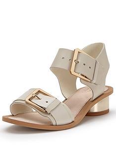 clarks-sandcastle-art-metallic-block-heel-sandals