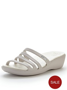 crocs-rhonda-wedge-sandals