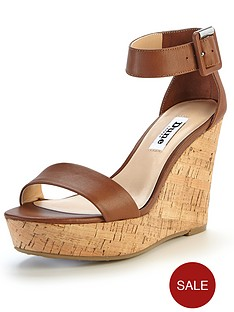 dune-karter-leather-ankle-strap-wedge-sandals