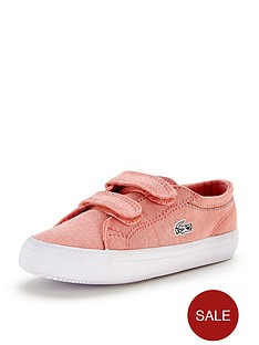 lacoste-younger-girls-marcel-chunky-seg-plimsolls