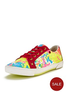 ugg-australia-i-hearts-lace-up-paint-splatter-pumps