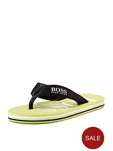 hugo-boss-boys-flip-flops