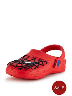 spiderman-clogs