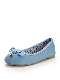 freespirit-heidi-girls-bow-ballerinas