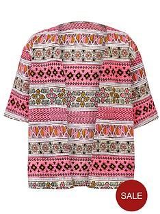 freespirit-girls-aztec-print-kimono