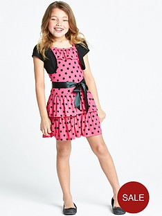 freespirit-girls-ruffle-dress-and-bolero-set-2-piece
