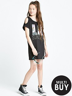 freespirit-girls-cut-out-shoulder-la-sunset-tunic