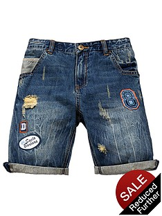 demo-boys-denim-badge-shorts