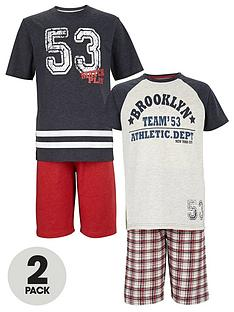 demo-boys-collegiate-shorty-pyjamas-2-pack
