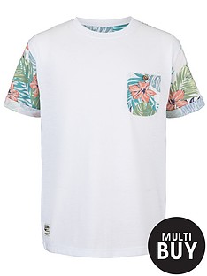 demo-boys-floral-contrast-t-shirt