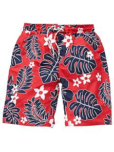 demo-boys-hibiscus-print-swim-shorts