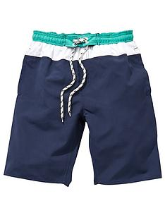 demo-boys-panelled-colour-block-swim-shorts