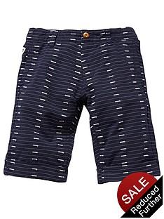 name-it-lmtd-boys-stripe-shorts