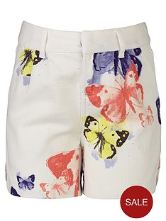name-it-lmtd-girls-butterfly-shorts