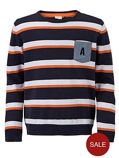 name-it-lmtd-boys-stripe-lightweight-knit-jumper
