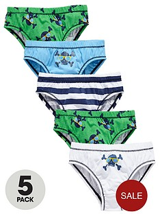 ladybird-boys-skull-briefs-5-pack