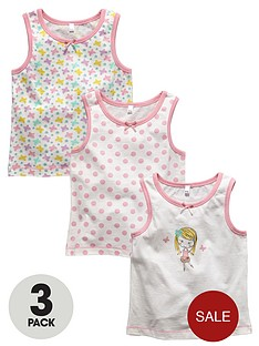 ladybird-girls-pretty-girls-and-butterfly-vests-3-pack-12-months-to-7-years