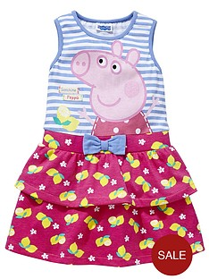 peppa-pig-girls-lemon-sundress