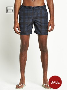 g-star-raw-mens-bronson-check-beach-shorts