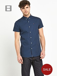 hilfiger-denim-mens-zander-short-sleeved-shirt