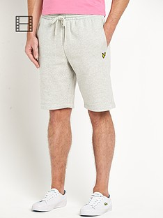 lyle-scott-mens-sweat-shorts