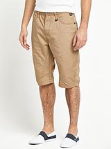 Mens Morgan Long Shorts