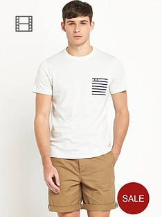 fred-perry-mens-polka-dot-stripe-t-shirt