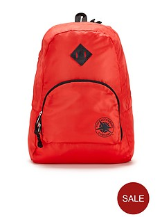 pop-accessories-foldaway-backpack-red
