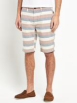 Mens Stripe Shorts