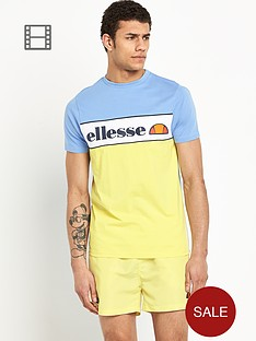 ellesse-mens-panel-bazzana-t-shirt