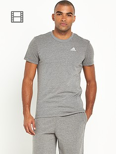 adidas-mens-areo-knit-t-shirt