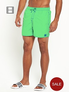 adidas-mens-solid-swim-shorts