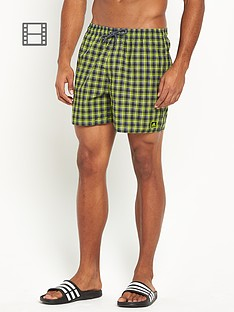 adidas-mens-check-short-length-swim-shorts
