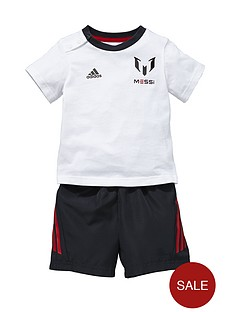 adidas-baby-boy-messi-shorts-set