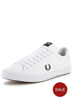 fred-perry-howells-twill-plimsolls