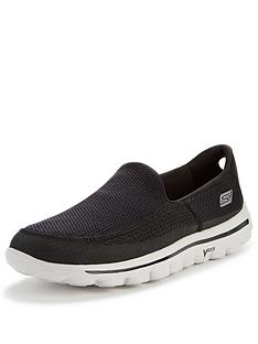 skechers-go-walk-2-casual-slip-ons